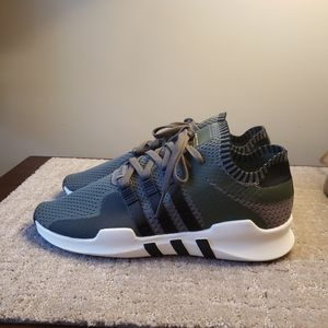 NWT Adidas EQT Support ADV Primeknit Green Men 10